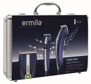 Ermila Duo pack, Motion/Nano koffert. Blå