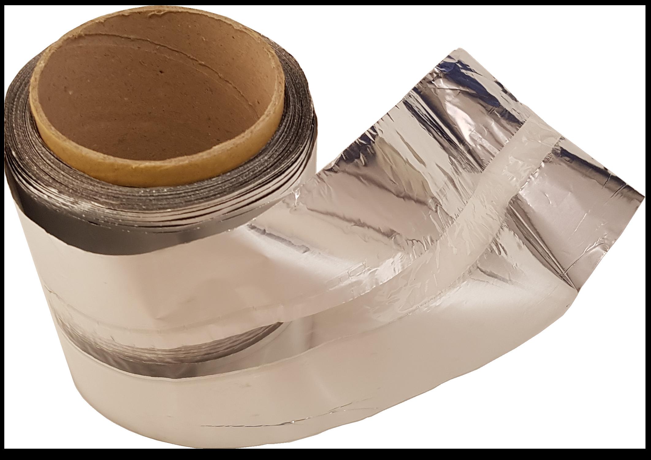aluminiumsfolie i sko