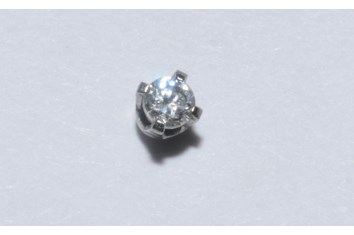 Inverness Nesepiercing Tiffany Palladium