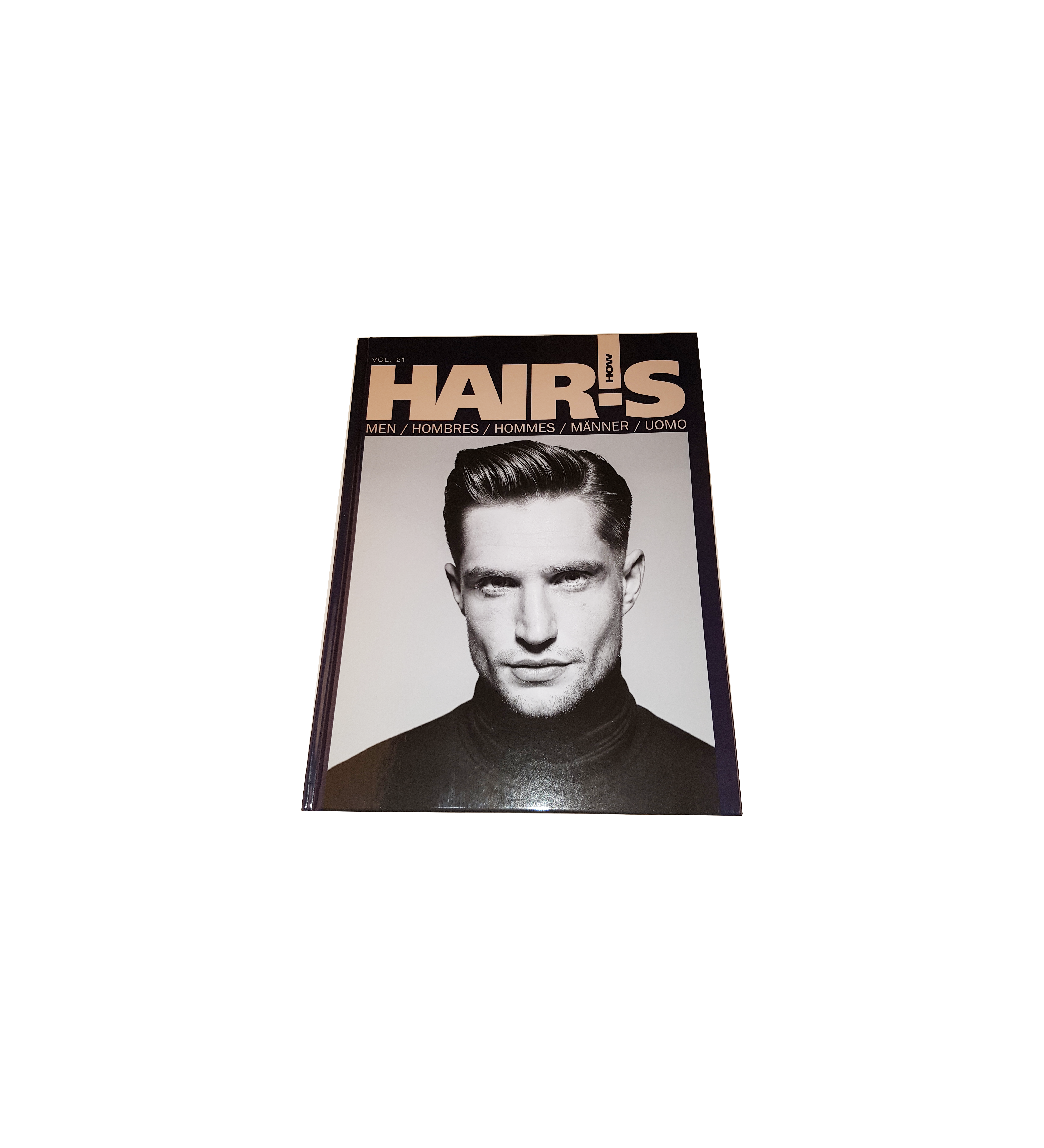 Bøker / Hair's How / Hairstore